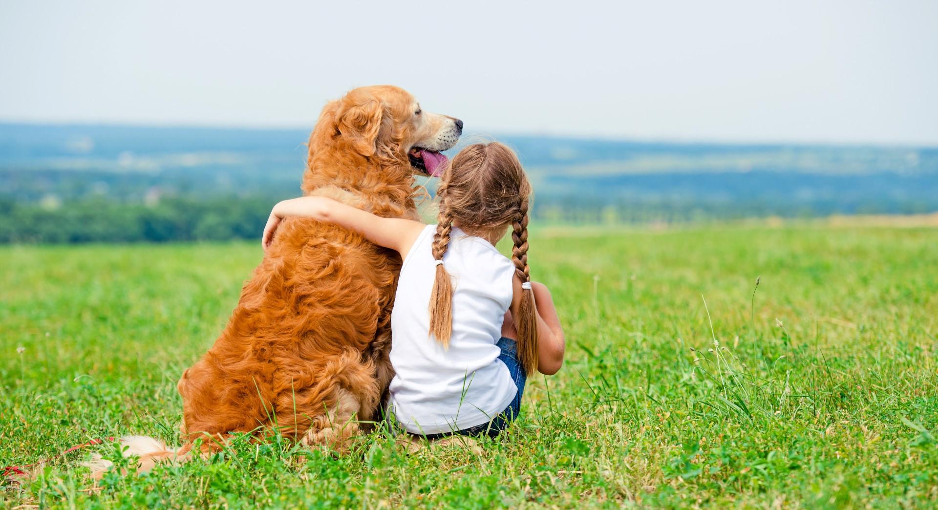 Պետք է ընտրել այնպիսի ցեղատեսակի շան, որը հեշտությամբ է շփվում երեխաների հետ